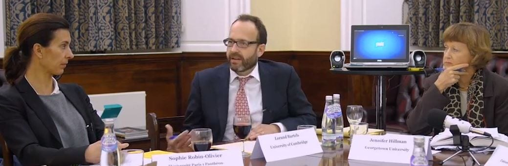 Brexit, the WTO, and the Future of UK Trade: Session 3 of 3